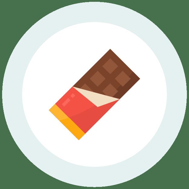 chokolade tegning hund ikke spiseVuffeli hundeblog