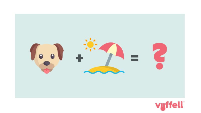 hvordan rejser man med sin hund?Vuffeli hundeblog