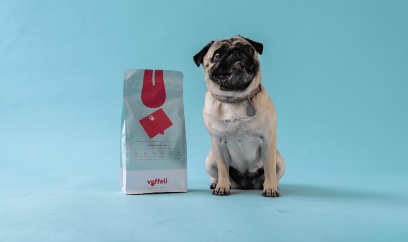 hundefoder vuffeli og mopsVuffeli hundeblog